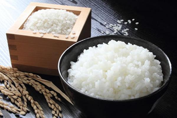 お米は北海道産「ななつぼし」使用