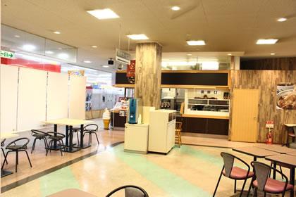 音更にある「ごはんcafe茶の間」のイメージ3